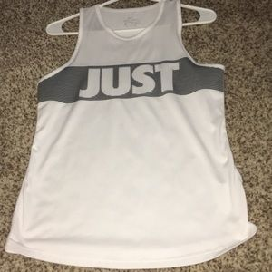 NWOT Nike Dri-Fit Tank Top